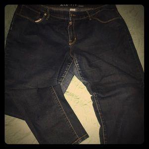 Ava&Viv skinny jeans 👖 size 20W
